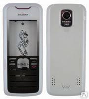 Корпус Nokia 7210 белый (шт.)