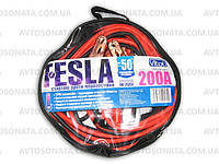 Провода прикуривателя  200 А 2.5м (-50°С)