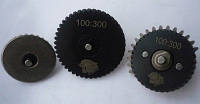 Набор высококачественных шестерней 100:300 ZCLeopard