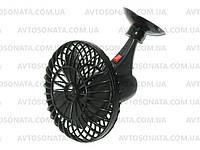 """Вентилятор 5"""" ВН.12.530 на присоске 12V"""