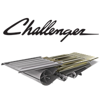 Верхнее решето Challenger 652 CH (Челленджер 652 Ч) на комбайн