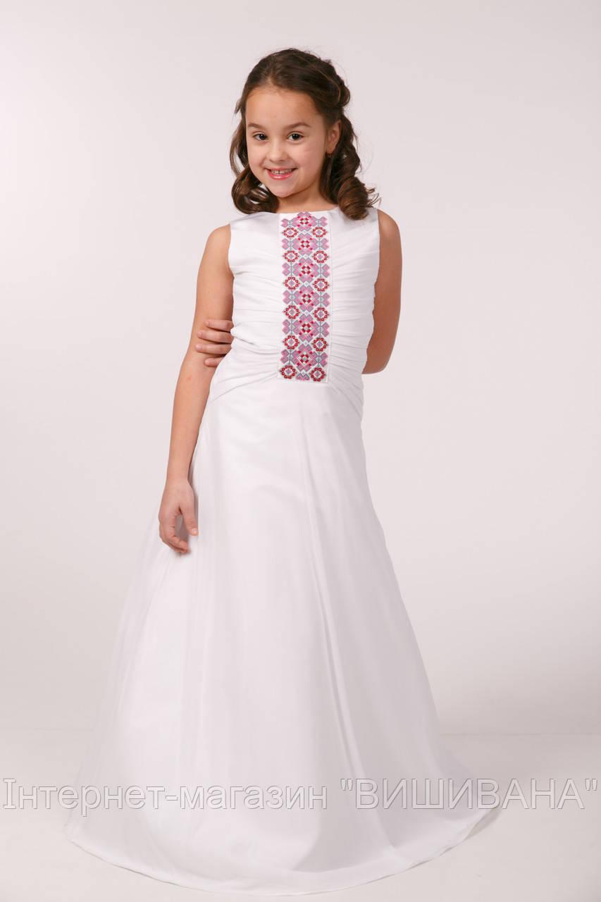 Вишите дитяче плаття ПС 12 - Інтернет-магазин