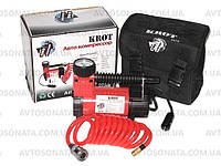 Компрессор KROT (red) 100psi/12Amp/30л/прик