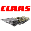 Верхнее решето Claas Mega 360 (Клаас Мега 360) 647127, 1739*694, на комбайн