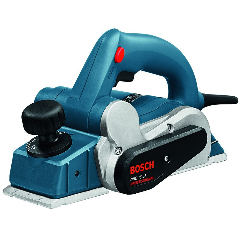 Рубанок электрический Bosch GHO 15-82, 0601594003