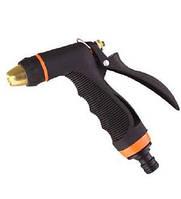 Пистолет поливочный регулируемый металлический
