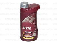 Масло моторное синтетика MANNOL Elite 5W-40 1L SN/CF