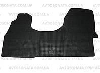 Коврики салона резиновые Sprinter 2006- ,VW CRAFTER 3шт