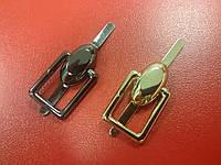 Полукольцо на крабах №8812 золото