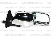 Зеркала наружные ВАЗ 2109 ЗБ-3109П Chrome сферич с указ.пов.