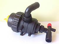 Фильтр всасывающий с запорным клапаном