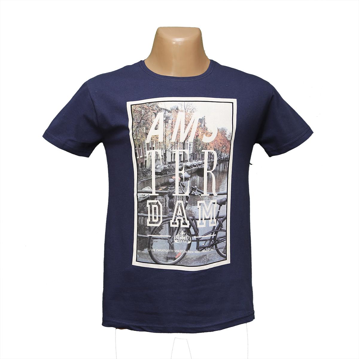 Молодежная футболка по низким ценам Турция 2487