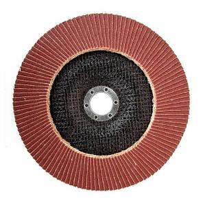 Диск шлифовальный лепестковый INTERTOOL BT-0230, фото 2