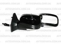 Зеркала наружные ВАЗ 2109 YH-3109А Black глянец, антиблик с указ.пов., фото 1