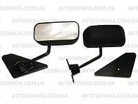Зеркала наружные ВАЗ F1 Sport черный мат, фото 1