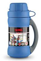 Термос Thermos 34-075 Premier 0.75 л синий/черный