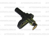 Концевик дверной обрезной с резинкой
