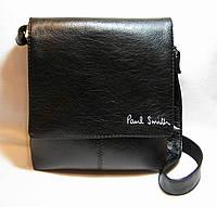 """Мужская сумка """"Paul Smith"""" А 01 глянец"""