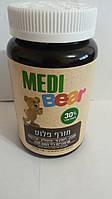 Детский зимний витаминный комплекс 60 шт Medi bear