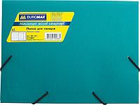 Папка А5 на резинках, пластик ВМ.3901-99 (ас), фото 1