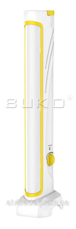 Светильник  LED WATC WT423 8W 80LED С АКБ 2*4V 1600MAH AC/DC