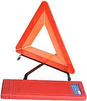 Знак аварийный усиленный /plastik box ЗА-008 EURO