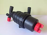 Фильтр всасывающий малый с запорным клапаном