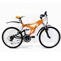 "Велосипед Azimut Wind 24"" GD"