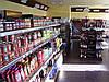 Стеллаж торговый с полками в магазин. Стеллажи торговые для АЗС. Торговое оборудование WIKO (ВИКО)