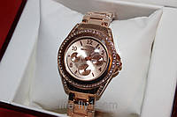 Часы женские наручные Michael Kors, брендовые часы, классические наручные часы, женские золотые часы