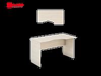 Стол угловой (правый) Сенс 1340х700х750 мм