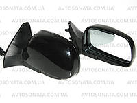 Зеркала наружные ВАЗ 2109 ЗБ-3109 Black сферич.