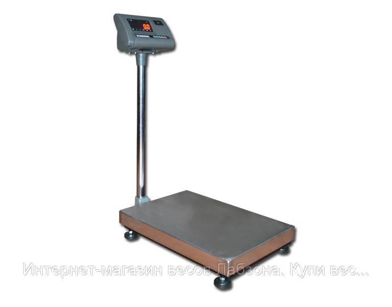 Весы товарные на 300 кг (Китай)