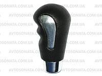 Ручка КПП 52080 алюмин/черн