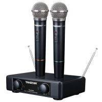 Takstar TS2200 радиосистема VHF, на 2 микрофона