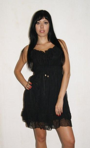 Платье Трио