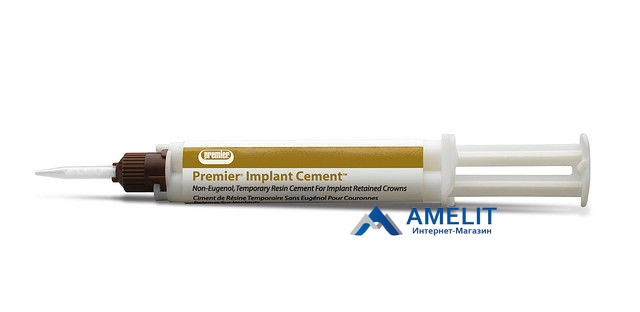 Имплант Цемент (Implant Cement, Premier), 5мл + насадки