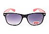 Очки Ray Ban Wayfarer Grey-Violet-Black-Red 6904