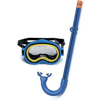 Набор для плавания (маска + трубка) Intex 55942