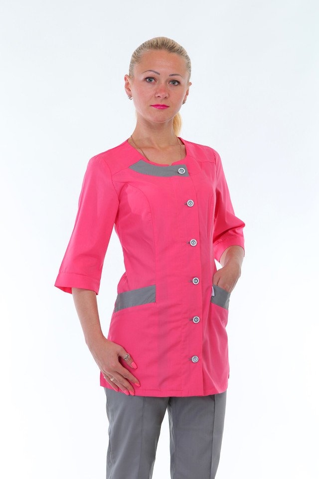 Модный медицинский костюм  для женщин