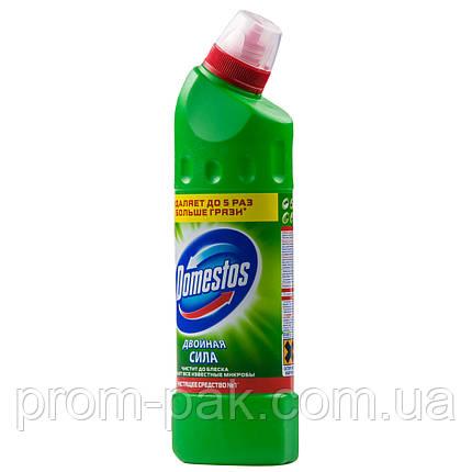 Моющее средство  для унитазов Domestos 500 мл сосна, фото 2