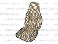 Накидка на сидение бамбуковая SC-9056 (2шт)