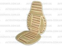 Накидка на сидение бамбуковая SC-9109 (2шт)