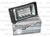 Фары дневного света 12838 LED ВАЗ-2110 (white) 12LED