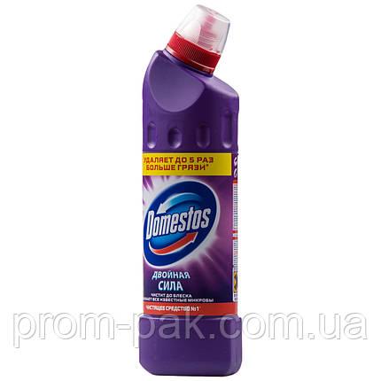 Чистящее средство для унитазов Domestos 500 мл atlantik, фото 2
