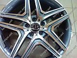 Колпачки в диски Brabus (черные), фото 5