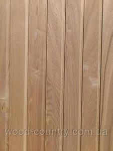Вагонка деревянная из ясеня 90 мм. первый сорт