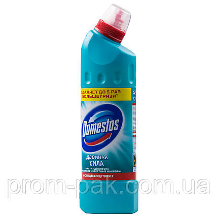 Domestos чистящее средство для унитазов 500 мл лаванда, фото 2