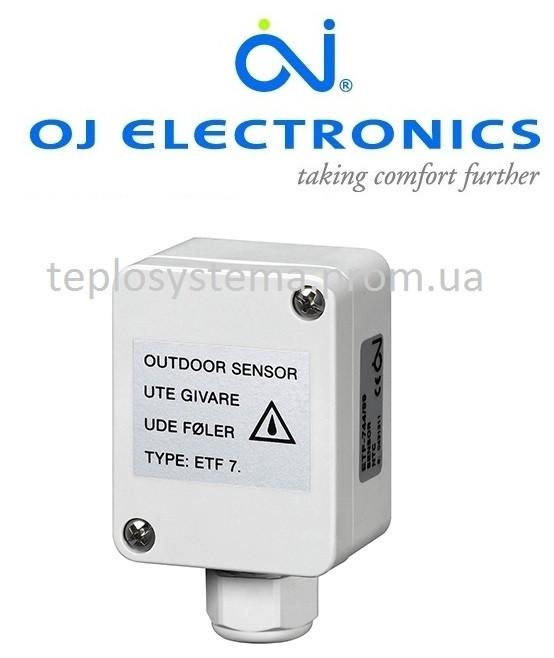 Датчик температуры воздуха (наружный) ETF - 744/99 OJ Electronics (Дания)