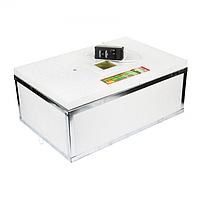 Инкубатор Наседка на 100 яиц с механическим переворотом и аналоговым терморегулятором